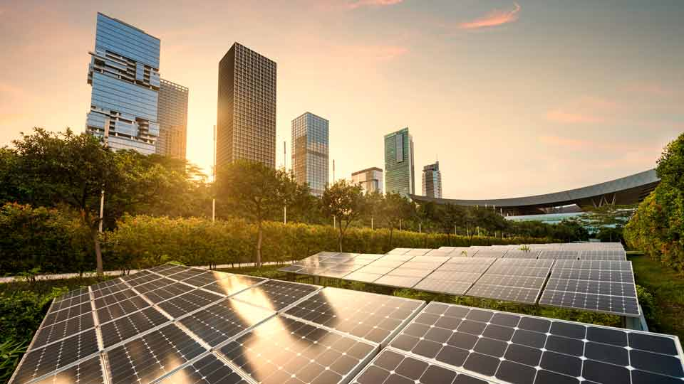 painel solar e placas fotovoltaicas