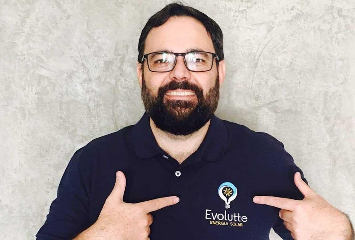 Mario Almeida CEO Evolutte